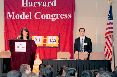Harvard Model Congress 2016