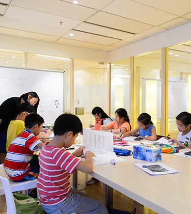 the learning lab seletar mall